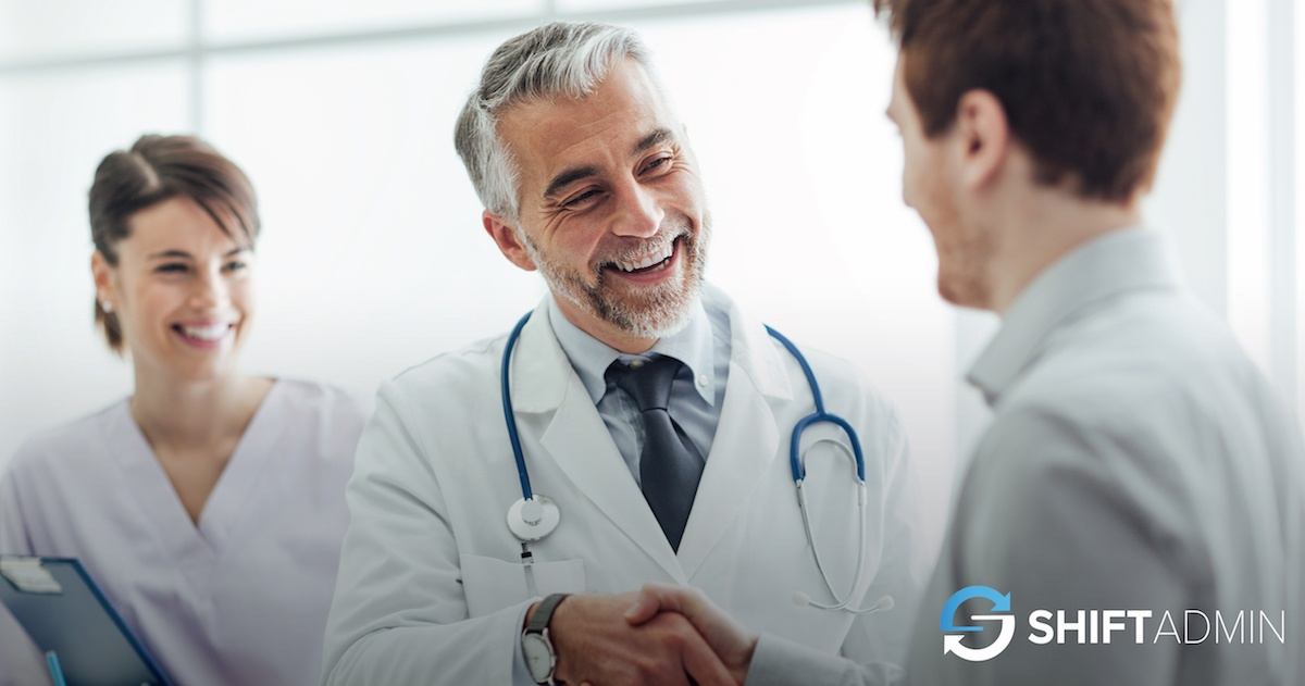 Increasing Collaboration Between Colleagues as a Physician Scheduler